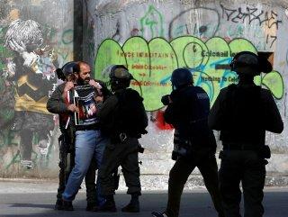 İsrail askerleri Batı Şeria'ya saldırdı